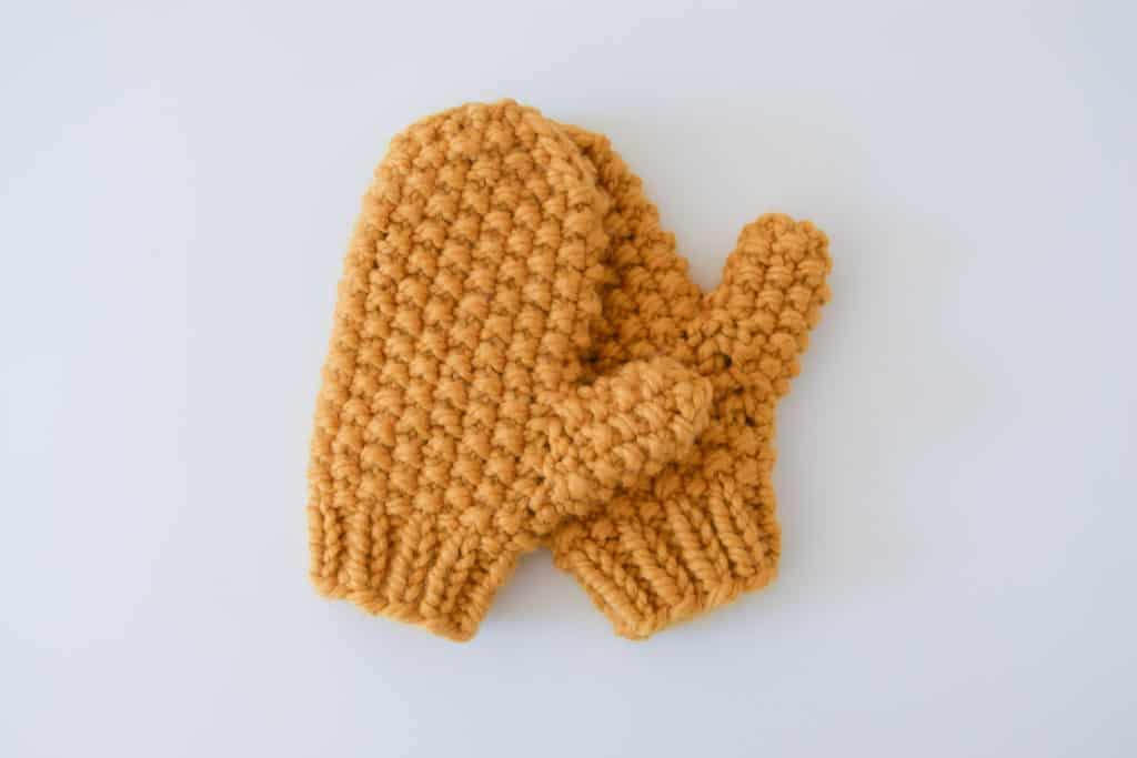 Tohum Dikiş Eldivenleri - Knifty Knittings x Michaels'dan ücretsiz desen ve öğretici!  # örgü #mittens #knittingpattern #freepattern